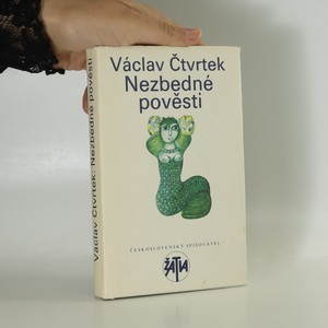 náhled knihy - Nezbedné pověsti