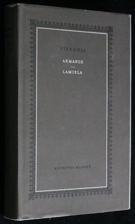 náhled knihy - Armance; Lamiela