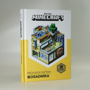 náhled knihy - Minecraft. Průvodce světem osadníka