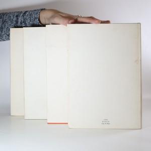 antikvární kniha Český rok 1.-4. díl (ve 4 svazcích, komplet), 1978-1981