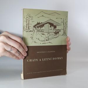 náhled knihy - Chaty a letní domky