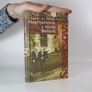 náhled knihy - Nepříjemnost v klubu Bellona