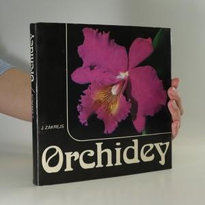 náhled knihy - Orchidey (slovensky)
