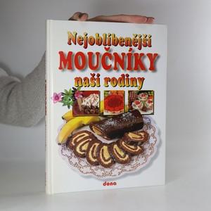 náhled knihy - Nejoblíbenější moučníky naší rodiny