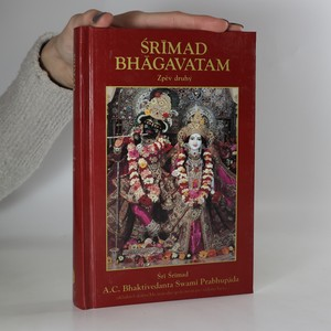 náhled knihy - Šrímad Bhágavatam. Zpěv druhý. Vesmírný projev