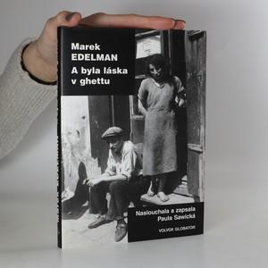 náhled knihy - A byla láska v ghettu