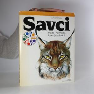 náhled knihy - Savci známí i neznámí, lovení, chránění