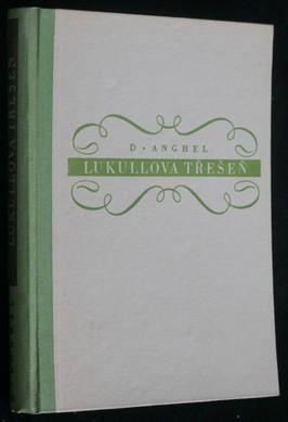 náhled knihy - Lukullova třešeň a jiné rumunské novely