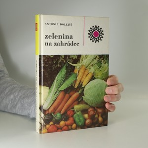 náhled knihy - Zelenina na zahrádce