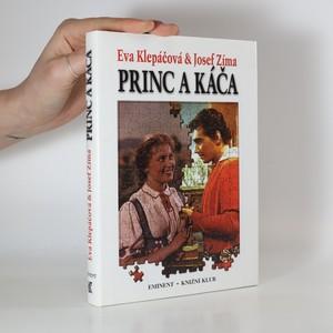 náhled knihy - Princ a Káča