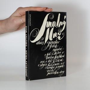 náhled knihy - Smutný muž (podpis autora, věnovací dopis od nakladatelství)