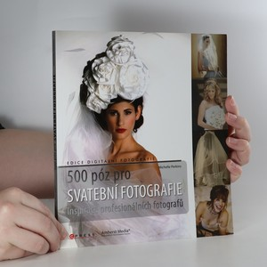 náhled knihy - 500 póz pro svatební fotografie. Inspirace profesionálních fotografů