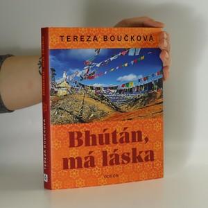 náhled knihy - Bhútán, má láska