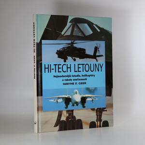 náhled knihy - Hi-tech letouny