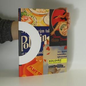 náhled knihy - Kolovrz : starý reklamní plakát