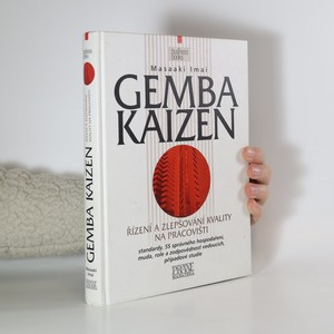 náhled knihy - Gemba Kaizen