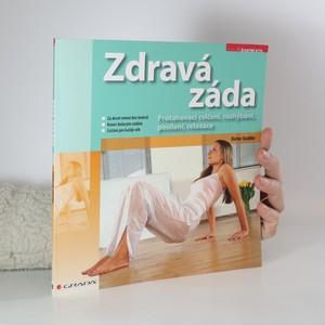 náhled knihy - Zdravá záda : rychlý program : protahovací cvičení, rozhýbání, posílení, relaxace