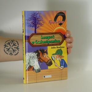 náhled knihy - Loupež v Safariparku