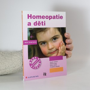 náhled knihy - Homeopatie a děti