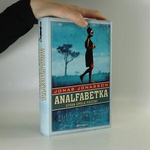 náhled knihy - Analfabetka, která uměla počítat