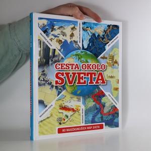 náhled knihy - Cesta okolo sveta (slovensky)