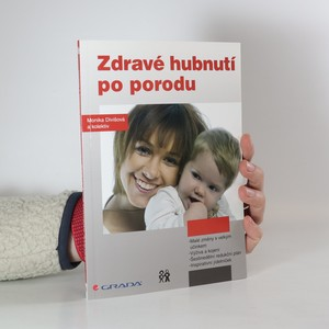 náhled knihy - Zdravé hubnutí po porodu