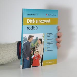 náhled knihy - Dítě a rozvod rodičů