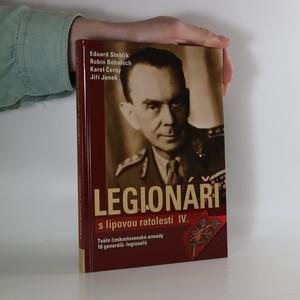 náhled knihy - Legionáři s lipovou ratolestí. IV.