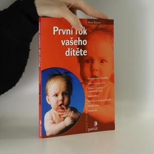 náhled knihy - První rok vašeho dítěte