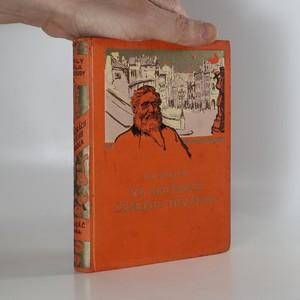 náhled knihy - Ve službách českého divadla