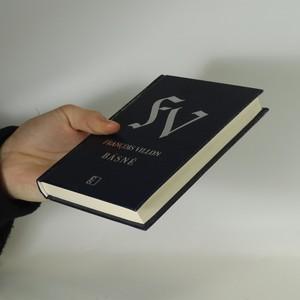 antikvární kniha Básně, 2009