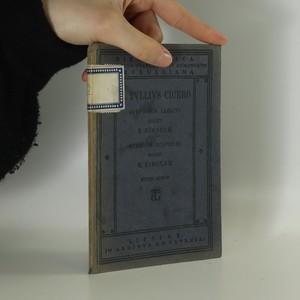 náhled knihy - Scholarum in usum scripta selecta
