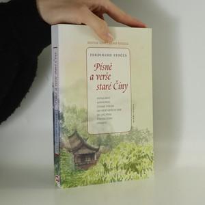 náhled knihy - Písně a verše staré Číny