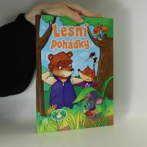 náhled knihy - Lesní pohádky (bez tiráže)