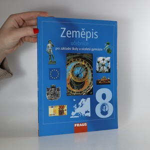 náhled knihy - Zeměpis 8 Učebnice