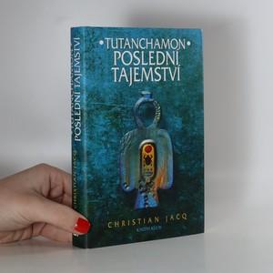 náhled knihy - Tutanchamon : poslední tajemství