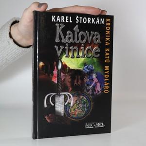 náhled knihy - Katova vinice. Kronika katů Mydlářů