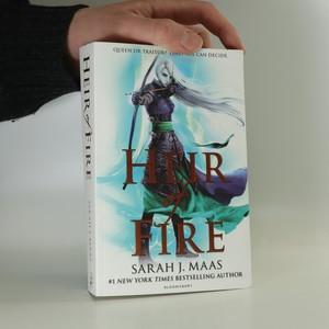 náhled knihy - Heir of fire