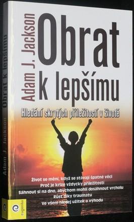 náhled knihy - Obrat k lepšímu: Hledání skrytých příležitostí v životě