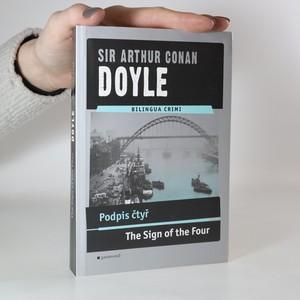náhled knihy - The Sign of the Four. Podpis čtyř
