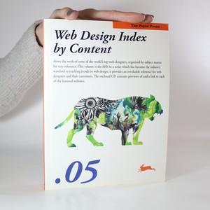 náhled knihy - Web Design Index by Content .05 (včetně CD)