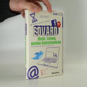 náhled knihy - Edvard. Mein Leben, meine Geheimnisse