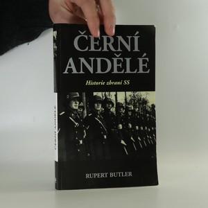náhled knihy - Černí andělé. Historie zbraní SS