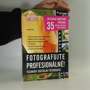 náhled knihy - Fotografujte profesionálně! Techniky digitální fotografie