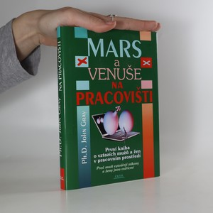 náhled knihy - Mars a Venuše na pracovišti
