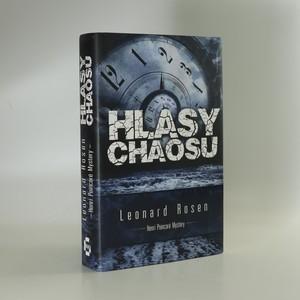 náhled knihy - Hlasy chaosu