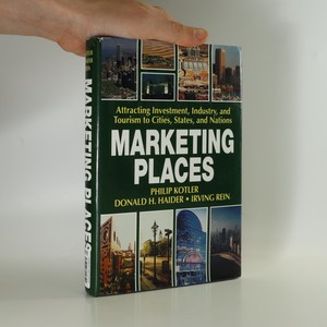 náhled knihy - Marketing Places