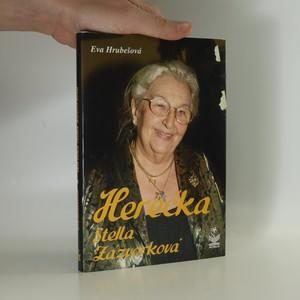 náhled knihy - Herečka Stella Zázvorková