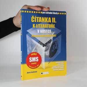 náhled knihy - Čítanka II. K Literatuře v kostce