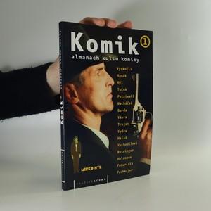 náhled knihy - Komik. Almanach kultu komiky